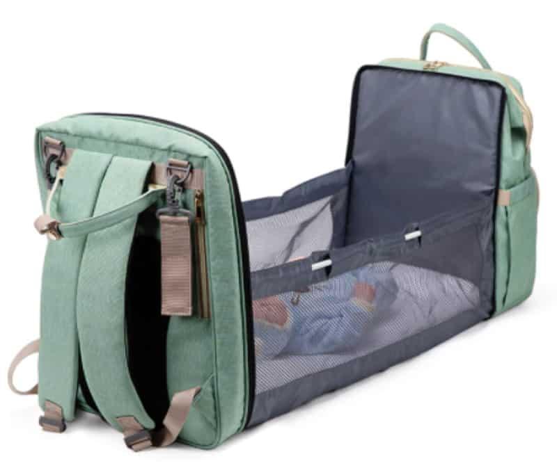 Раскладная сумка-люлька 2 в 1