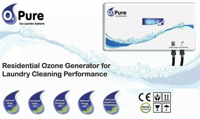 Озоновая стиралка O3 Pure Ozone