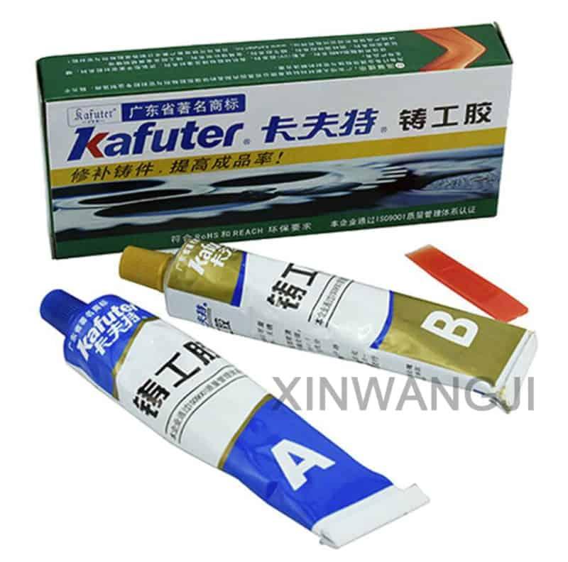 Суперклей для металлических деталей Kafuter