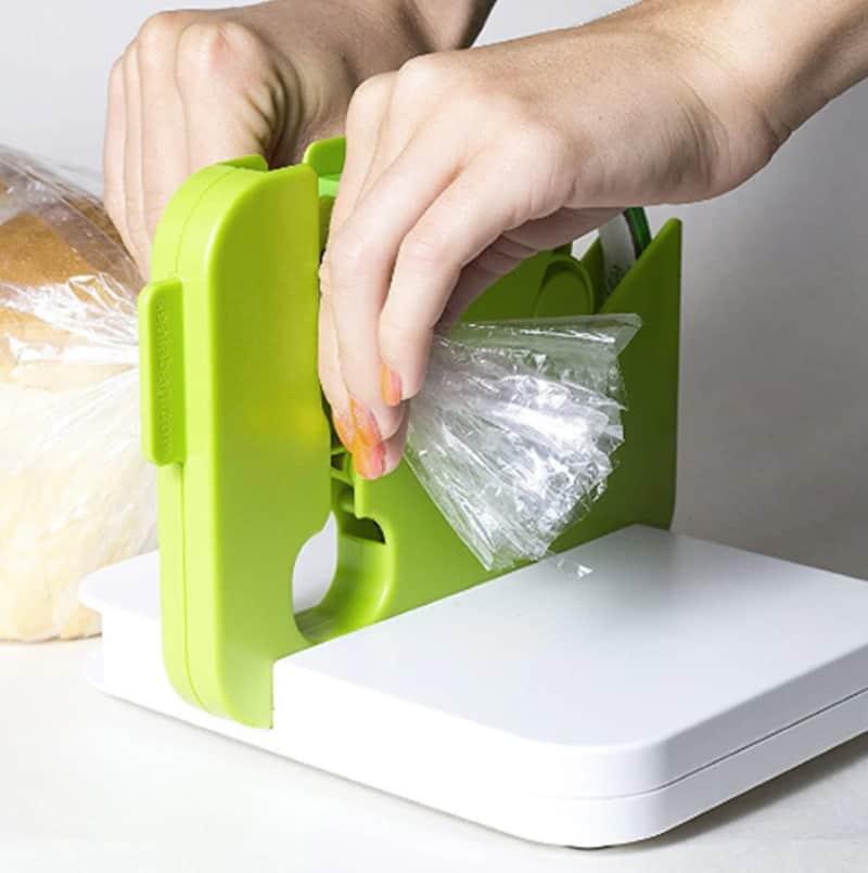 Машинка для завязывания пакетов