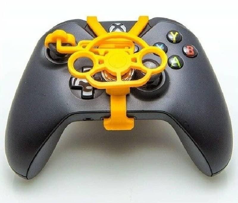 Рулевой адаптер для геймпадов Xbox One