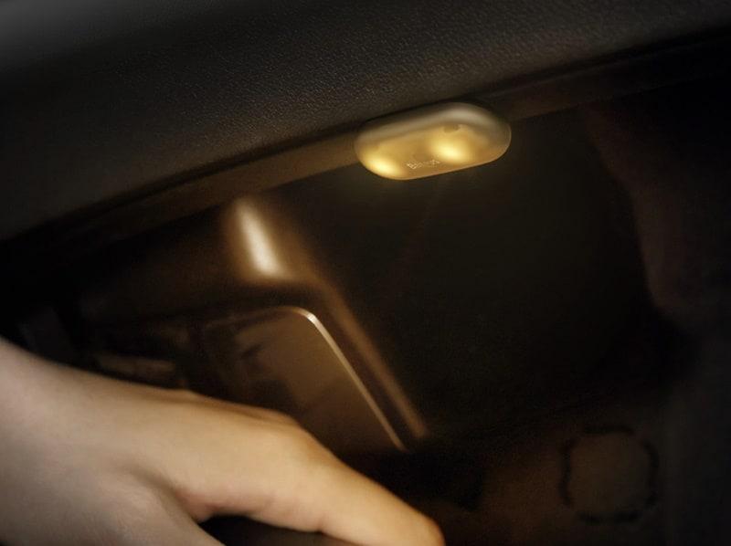 Микроподсветка для салона авто от Baseus
