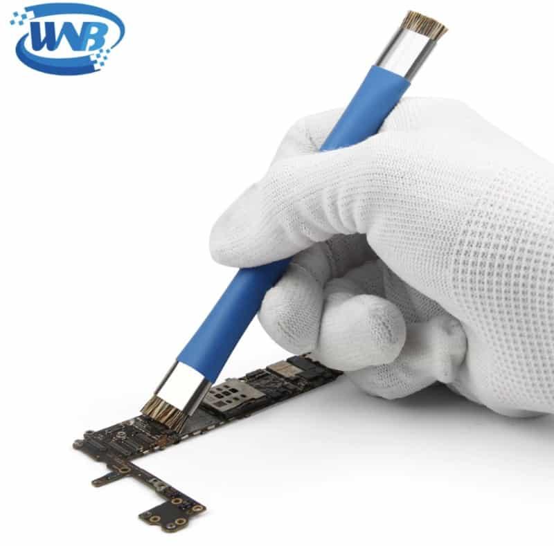 Антистатическая щётка для ремонта микроэлектроники