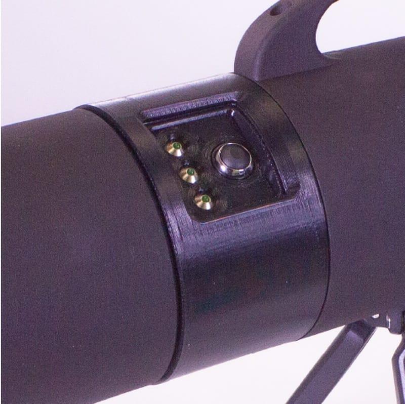 УФ-пушка для борьбы с вирусами Dynamics Nanowave Air