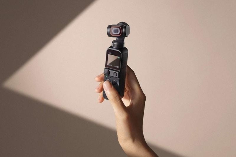 Обновлённая компактная камера DJI Pocket 2