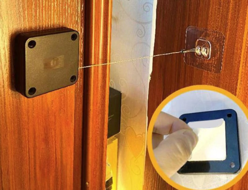 Дверной доводчик с простой установкой