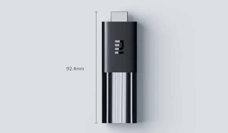 Компактная ТВ-приставка Xiaomi Mi TV Stick