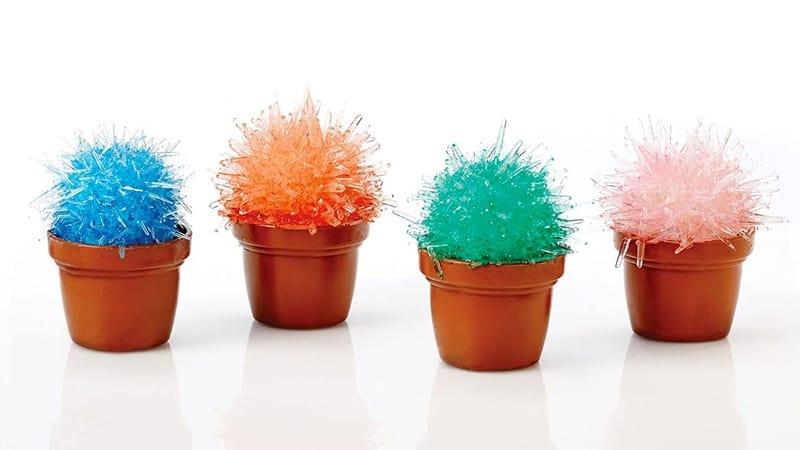 Набор для выращивания кристаллических кактусов Magicactus