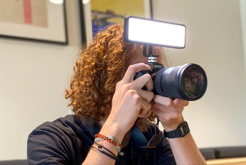 Персональная подсветка для видеоконференций Fuse Amp Light