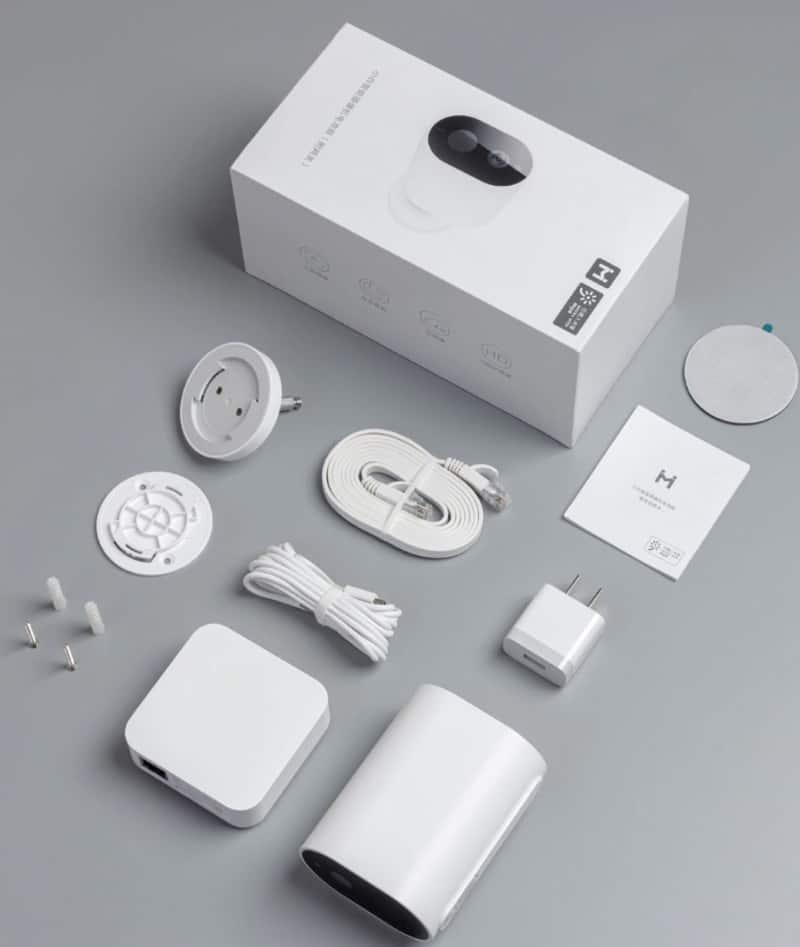 Беспроводная IP-камера IMILAB EC2