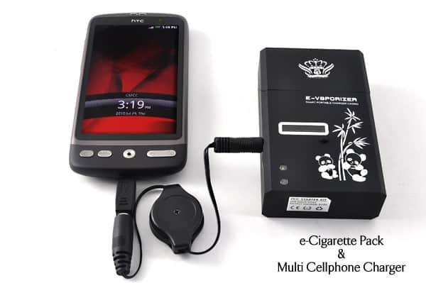 Электронная сигарета и зарядное устройство к мобильному телефону - GadgetMarket.TV - купить Hi-Tech гаджеты...