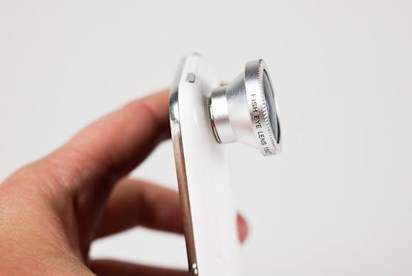 Объектив для камеры мобильного телефона