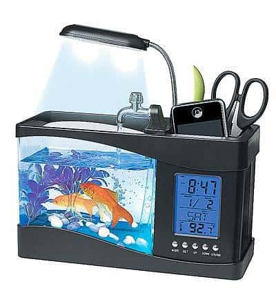 Настольный USB-аквариум