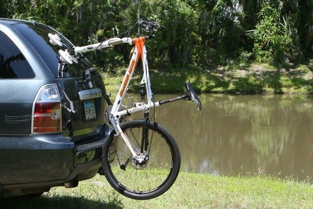 Держатель Talon для перевозки велосипеда