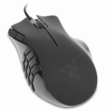 Компьютерная мышь Razer Naga Epic с 17-ю кнопками