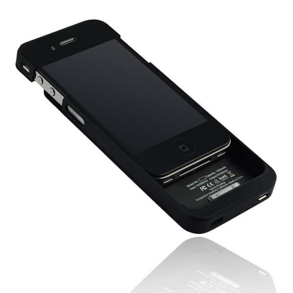 Крышка с дополнительным зарядом для iPhone 4 от Incipio
