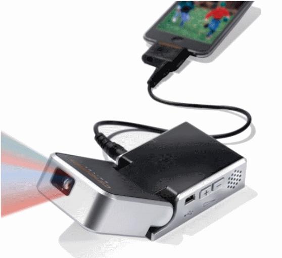 Видеопроектор для iPod