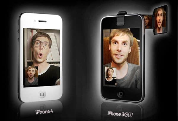 Гаджет для видеозвонков и автопортретной съемки с iPnone – ISeeU