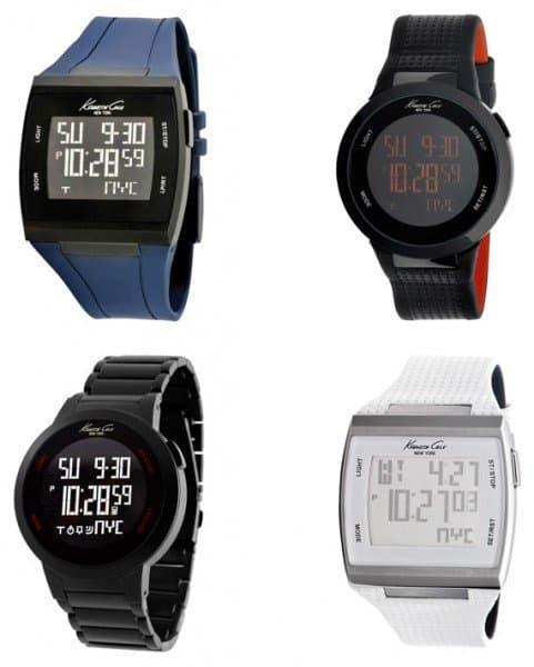 Сенсорные наручные часы Kenneth Cole Digi-Touch