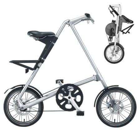Компактный велосипед STRiDA Mini