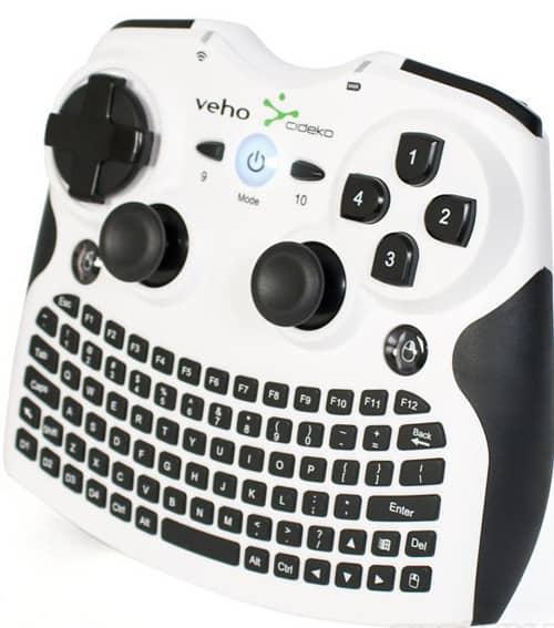 Портативная игровая клавиатура Mimi