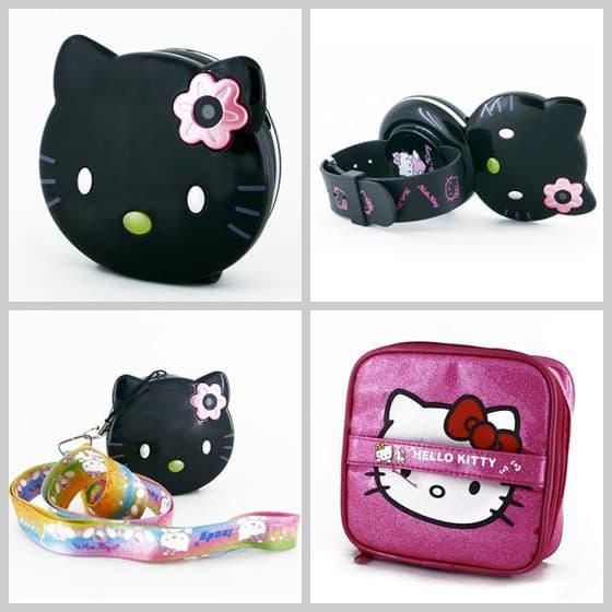 Часы-камерофон Hello Kitty