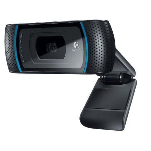 HD-вебкамера Logitech Pro C910