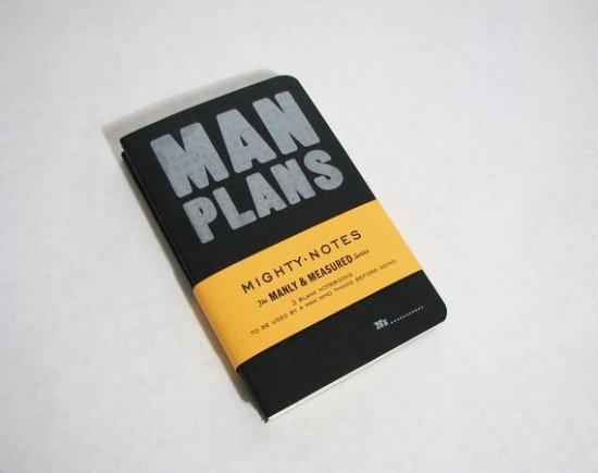 Три мужских записных книжки Moleskine