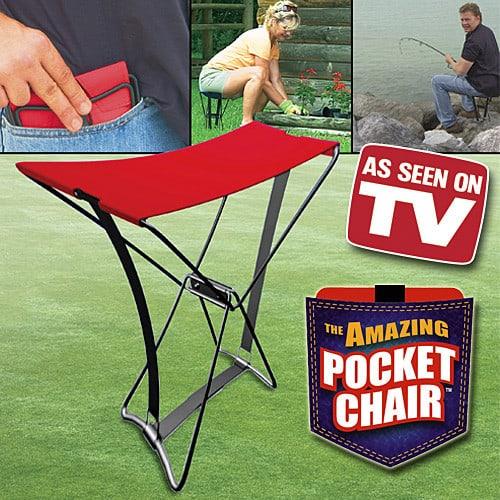 Карманный стул