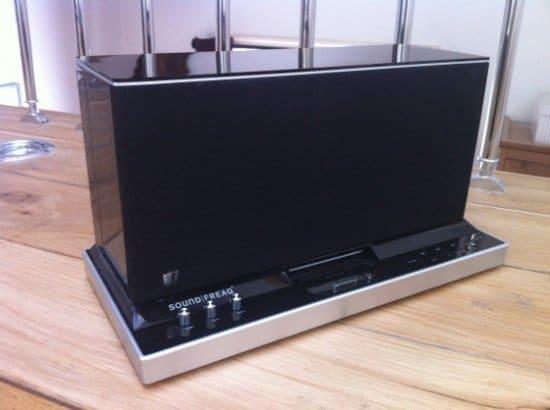 Компактная аудиосистема Soundfreaq
