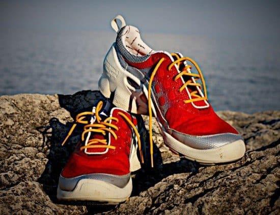 Мужские кроссовки Ecco Biom B Textile 2.2