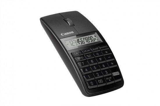 Компьютерная мышь и кейпад Canon X Mark I