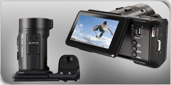 Видеокамера JVC GC-PX10