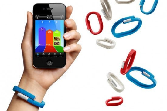Аксессуар для iPhone Jawbone Up