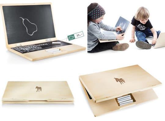 Доска ноутбук i-wood