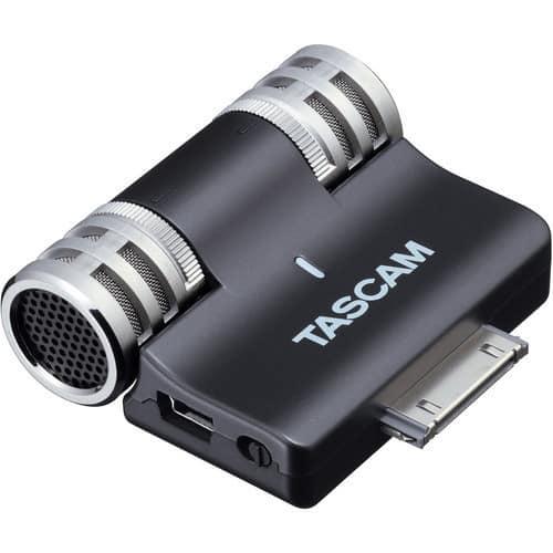 Стереомикрофон Tascam iM2 для устройств Apple