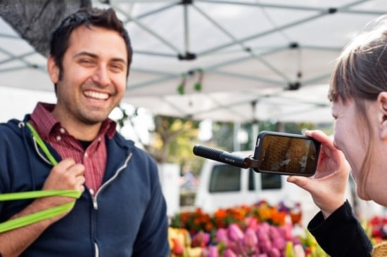 Микрофон The iPhone Boom
