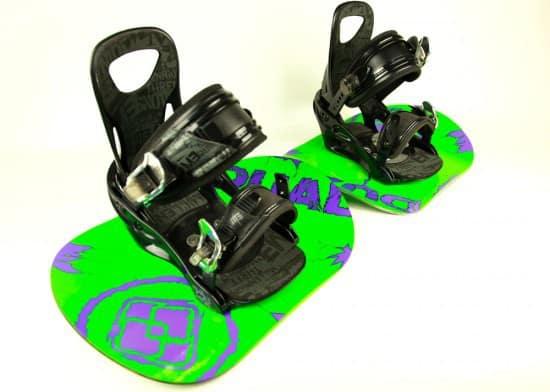 Двойной сноуборд (Dual Snowboards)