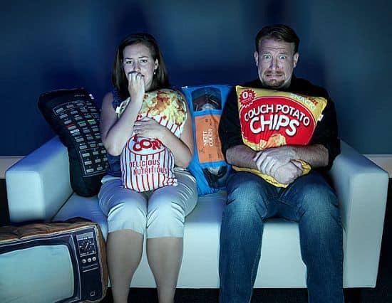 Movie Night Pillows