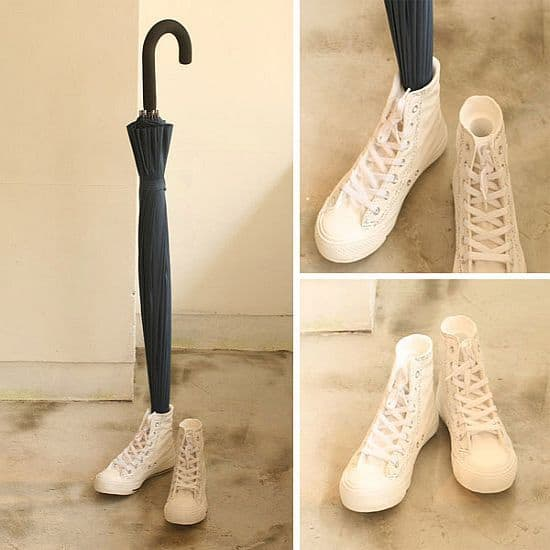 Sneaker Umbrella Stand