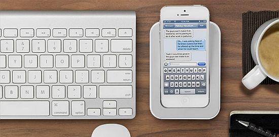 Bluelounge Saidoka iPhone iPod Dock