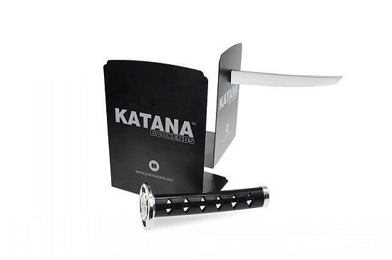 Katana Bookends