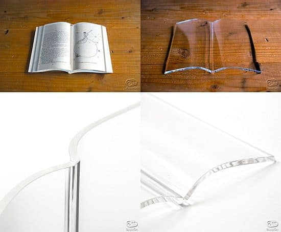 'Book on Book' Bookmark