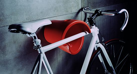Cycloc Modern Wall Bike Rack