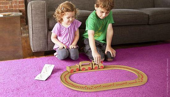 Sound Track musical train