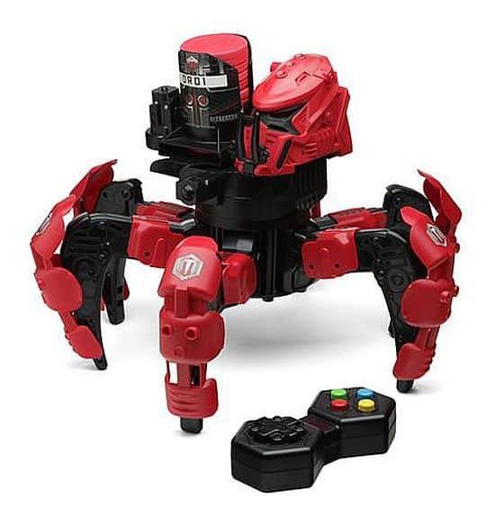 The Doom Razor Attacknid RC Combat Creatures