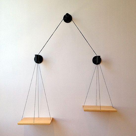 bookshelf Balance