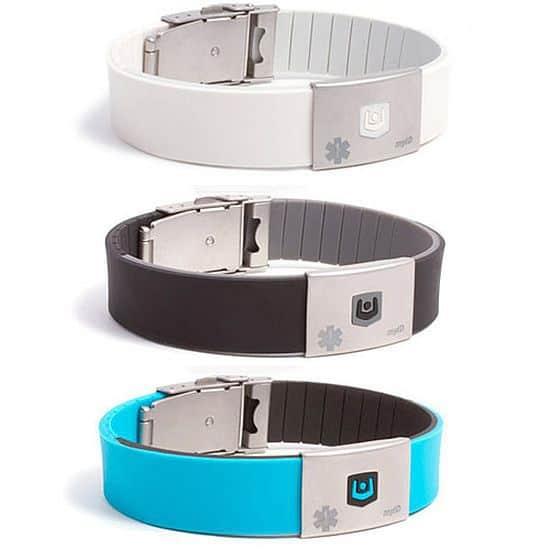Endevr myID Personal Identification Bracelet