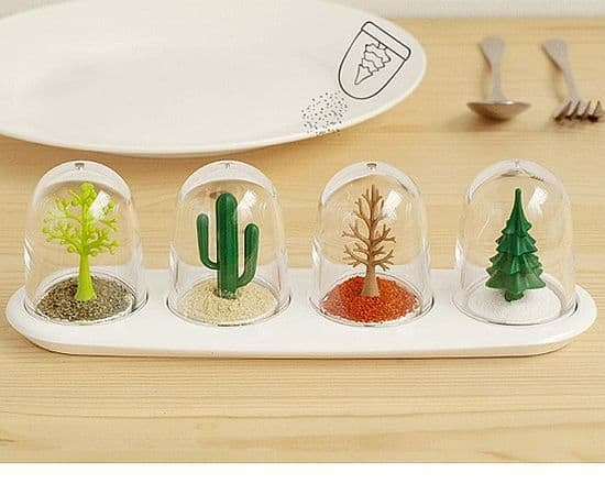 FOUR SEASONS SPICE SHAKERS