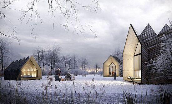 Hermit Houses